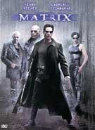 The Matrix DVD box